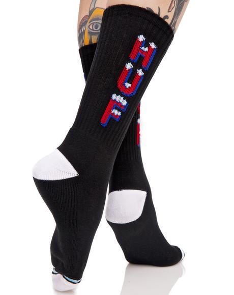 Ice Crew Socks