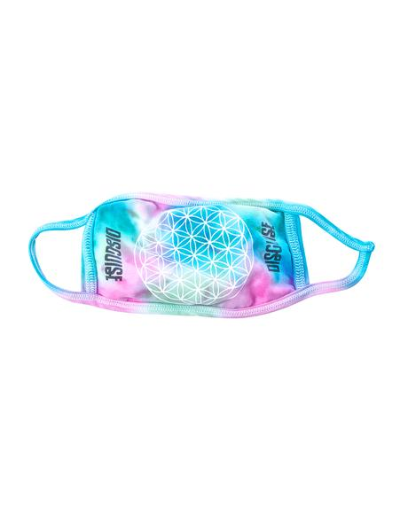 X Dolls Kill x Disguise Flower Of Life Face Mask
