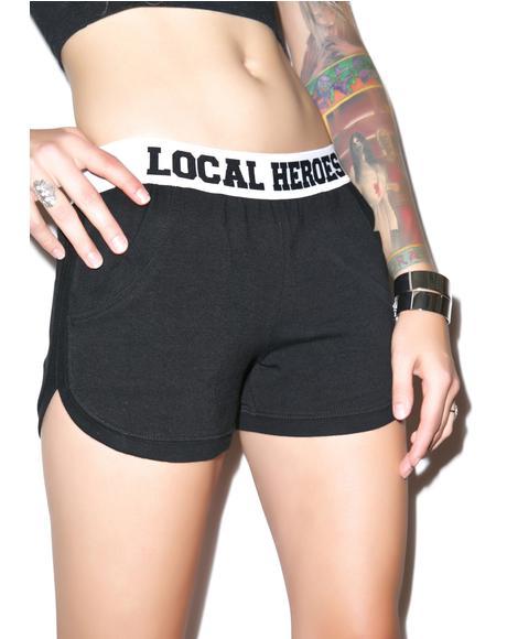 LH Jersey Shorts