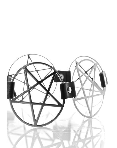 Pentagram Belt
