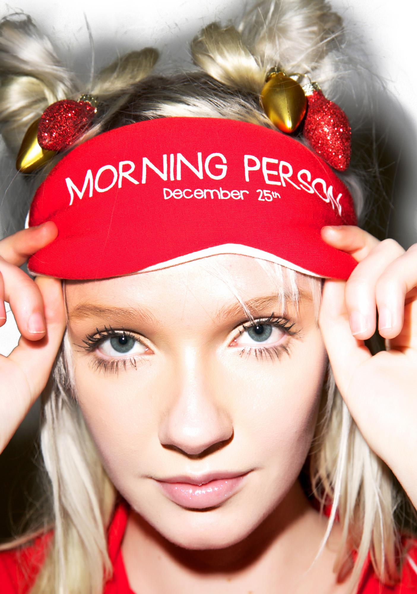 Wildfox Couture Morning Person Eyemask