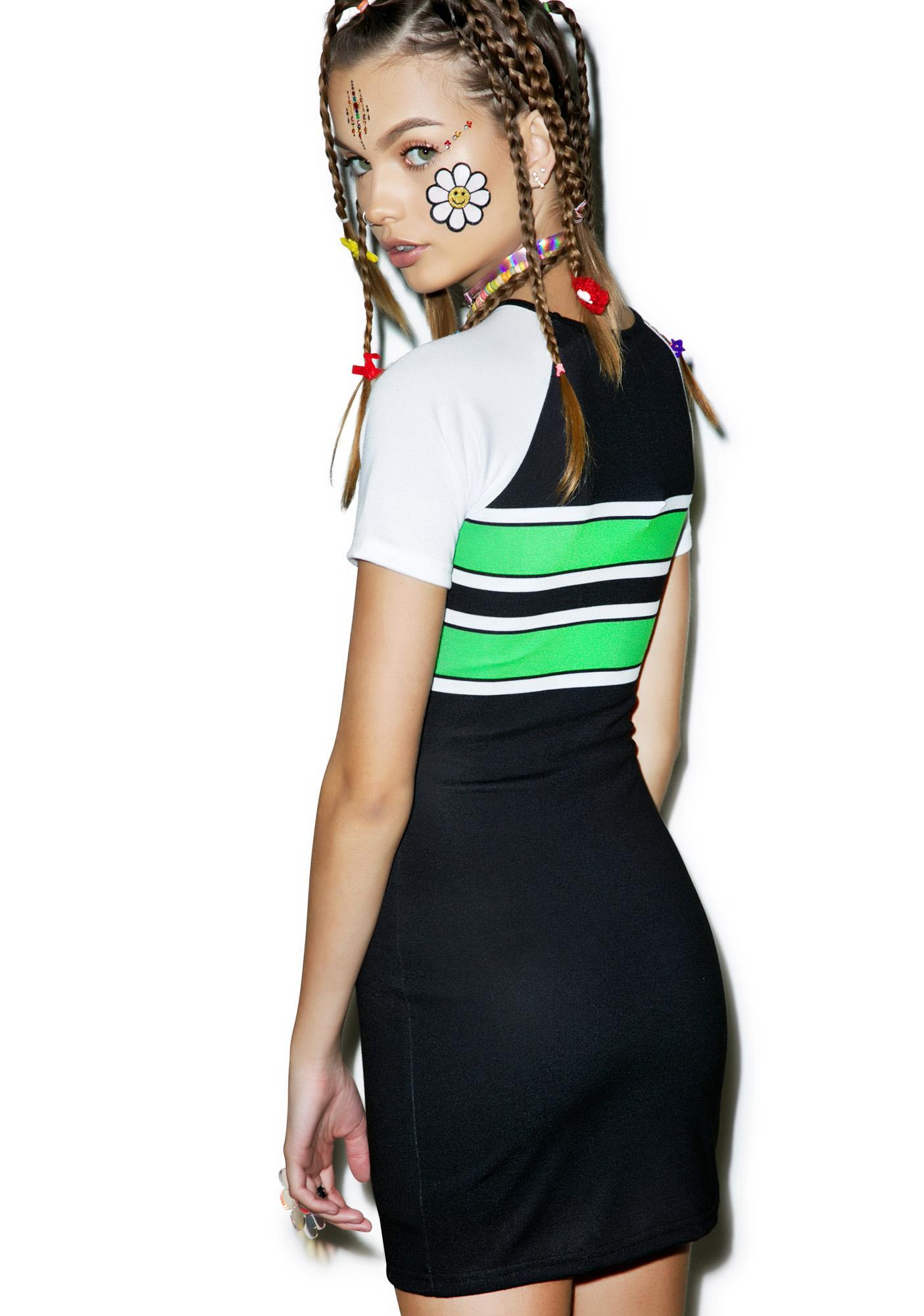 Clover Babe Bodycon Dress