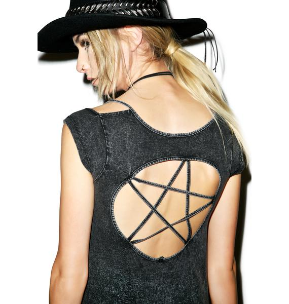 Cosmic Pentagram Top