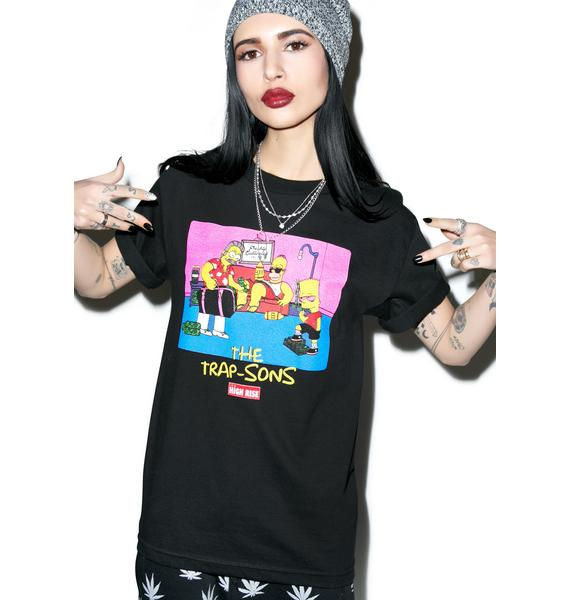 The Trapsons Tee