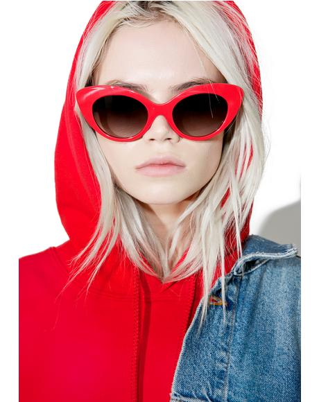 The Cherry Wild Gift Sunglasses