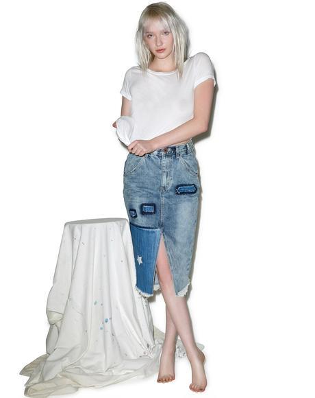 St Marine Cadillac Skirt