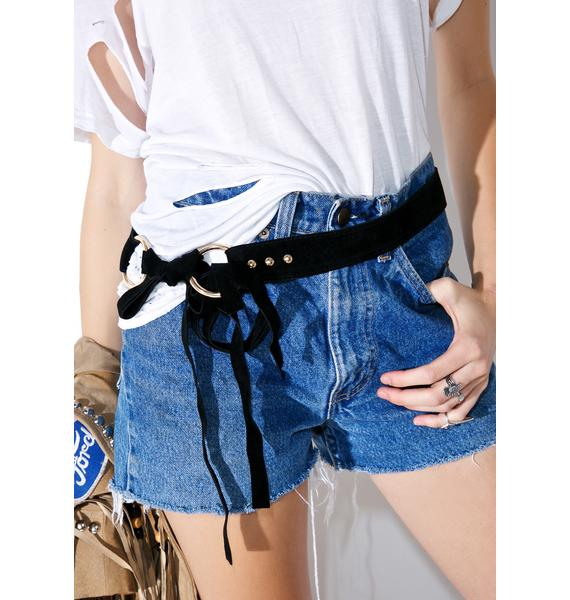 Riled Up Wrap Belt