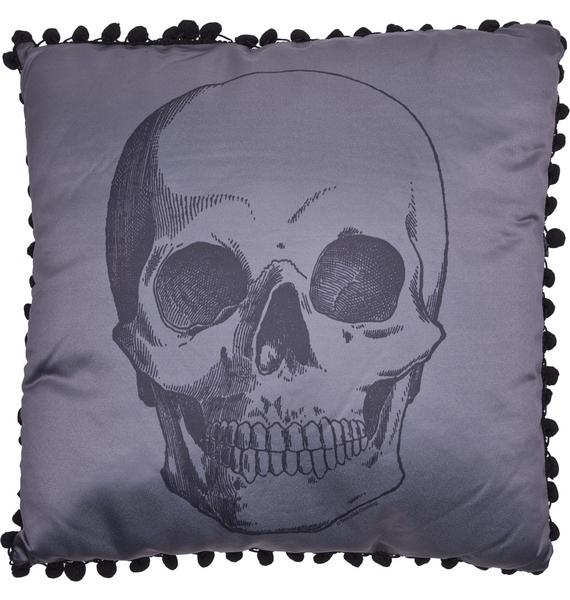 Sourpuss Clothing Anatomical Skull Pillow