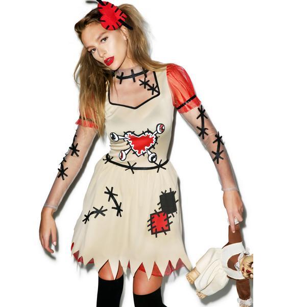 Da Voodoo That You Do Costume