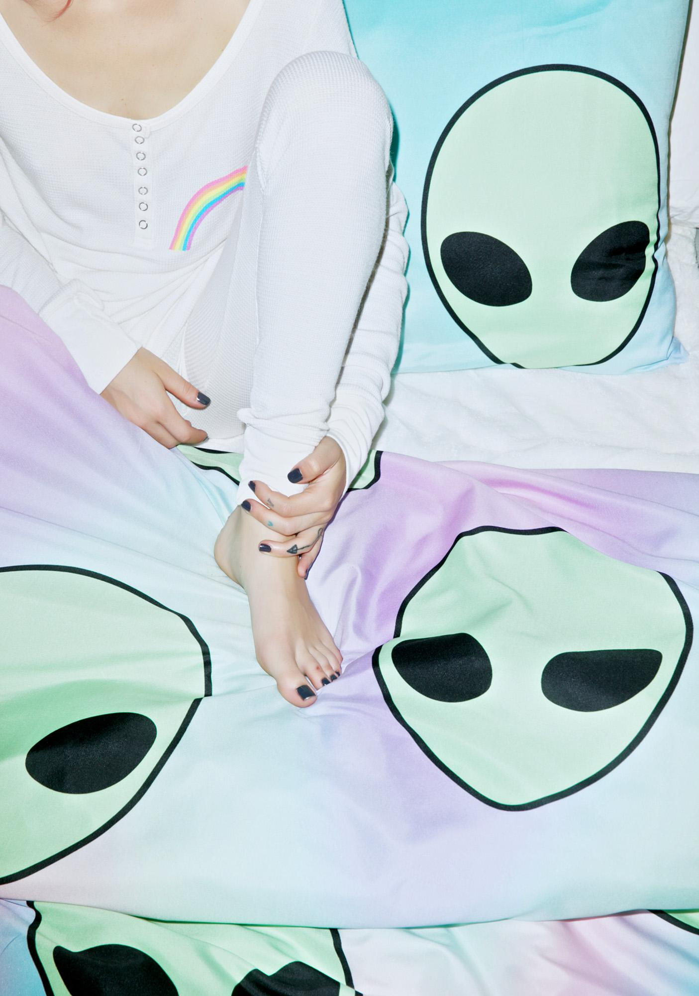 Sugarpills Sugarpills Aliens Bedding