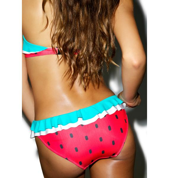Lazy Oaf Watermelon Bikini Bottom