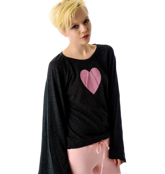 Wildfox Couture Heartland Hotel Room Layering T