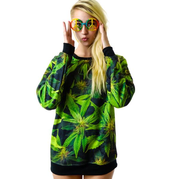 Killstar Get High Sweatshirt