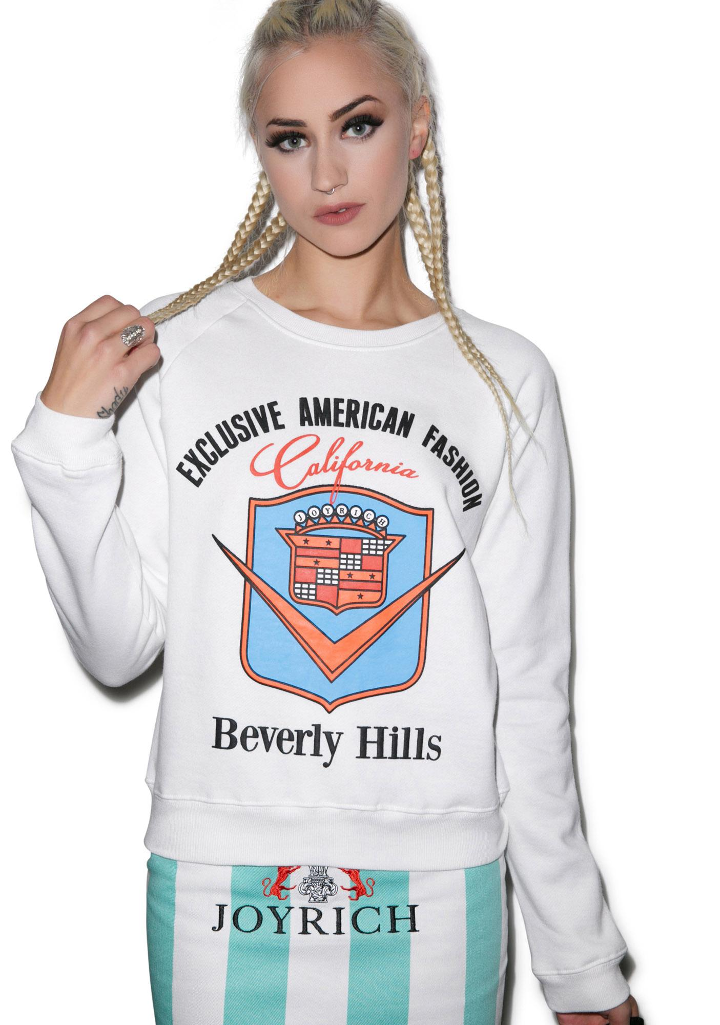Joyrich Exclusive Beverly Hills Seal Crew