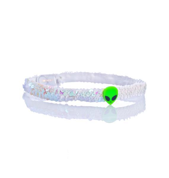 Alien LED Headband