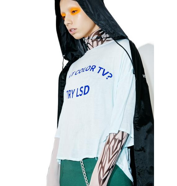 Daydream Nation Color TV Tee