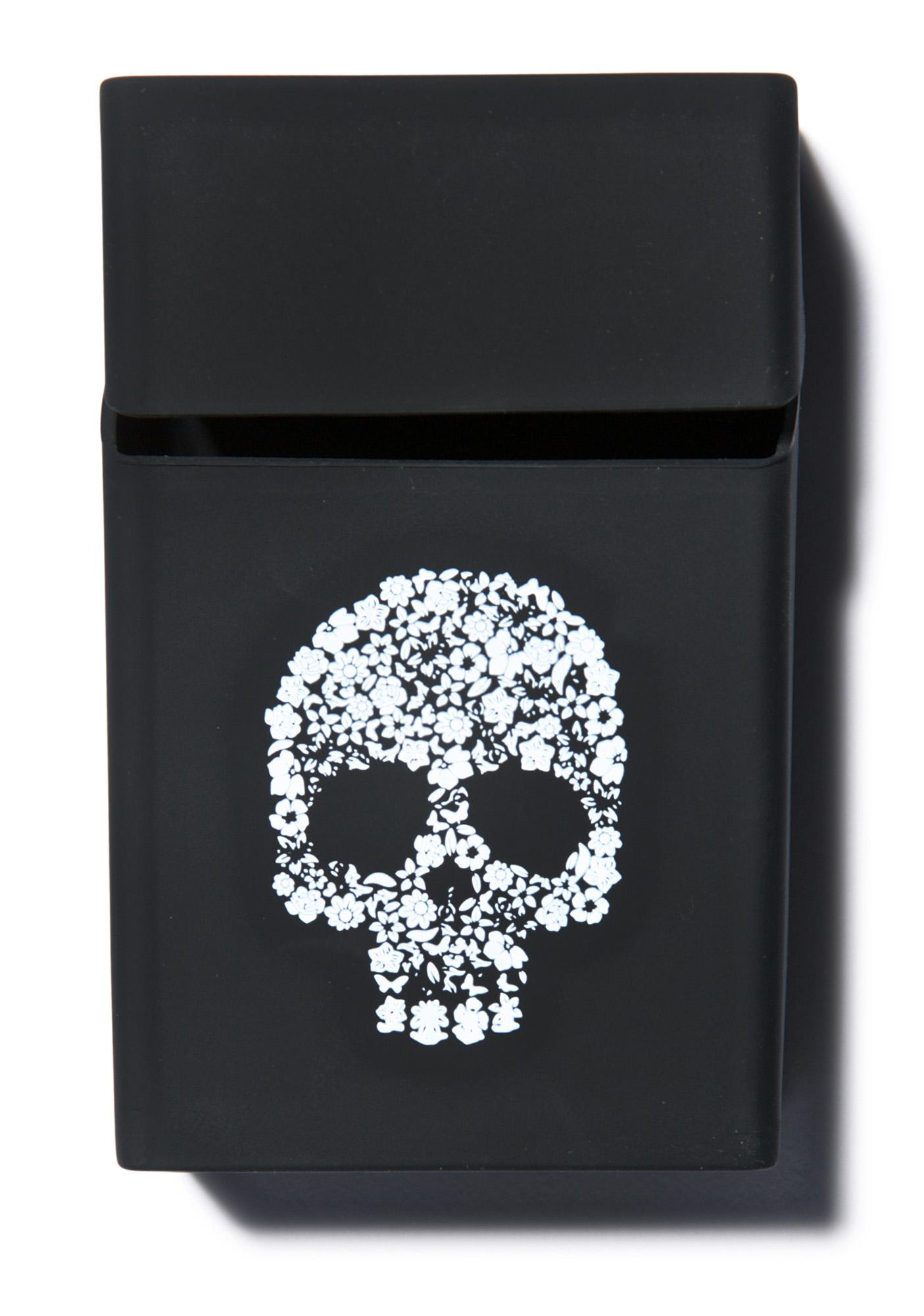 Die Young Stay Pretty Cigarette Case