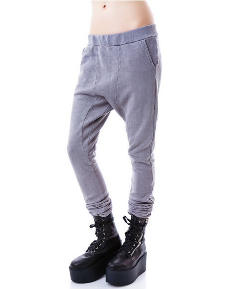 Hammer Time Drop Crotch Pants