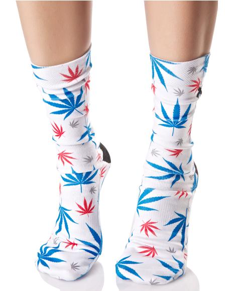American Pot Socks