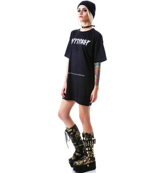Long Clothing Brave Tee
