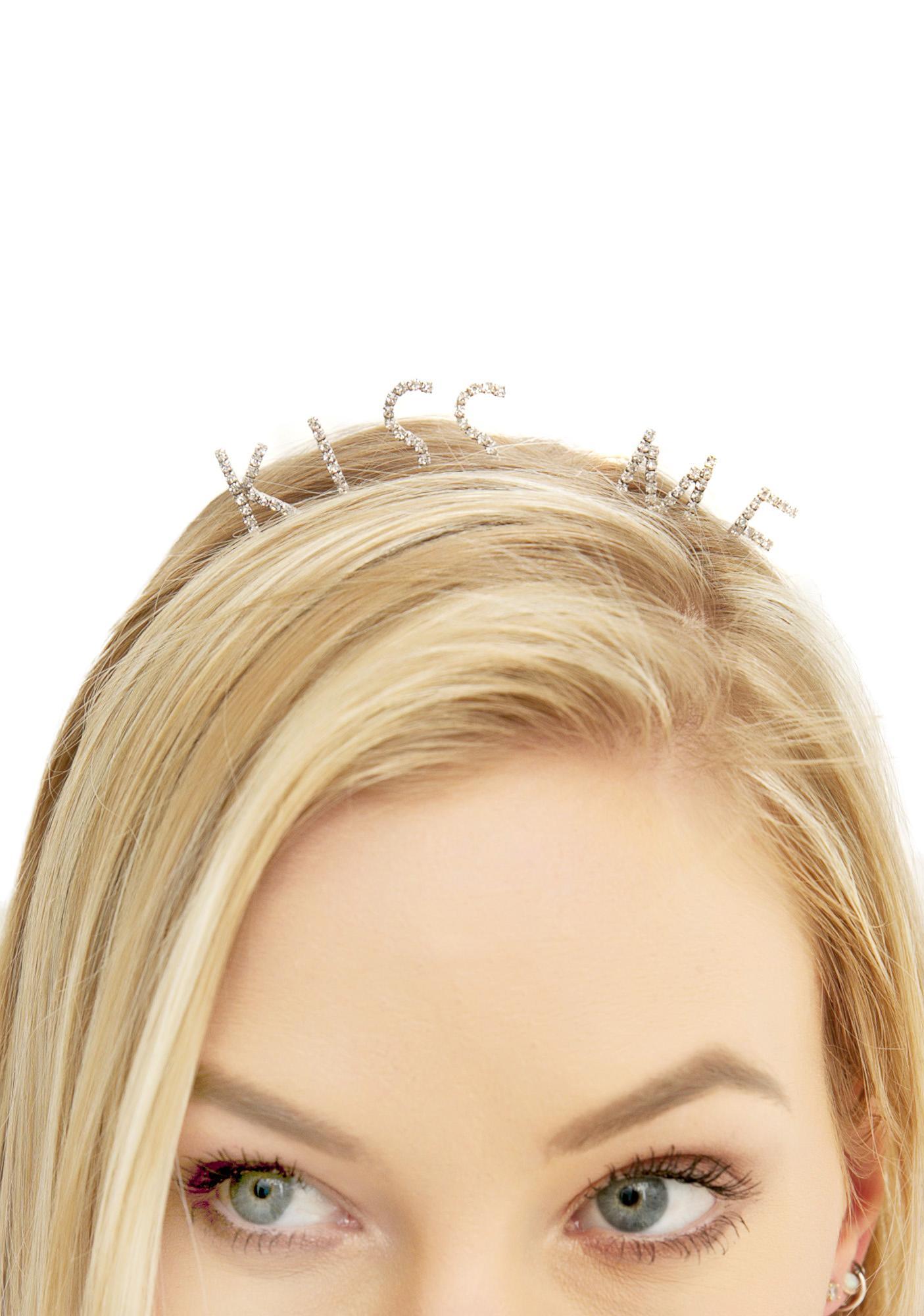 Kiss Me BB Headband