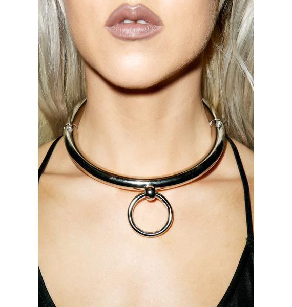 Club Exx What's Yer Fetish Collar Necklace