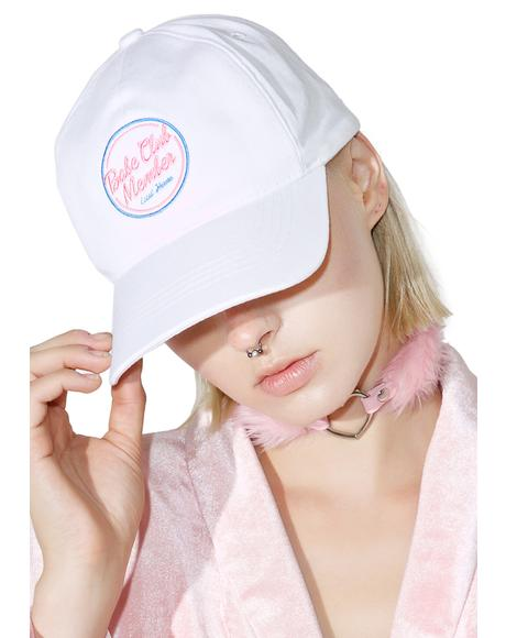 Babe Club Member Cap