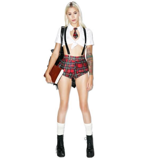 The Bad Apple School Girl Costume