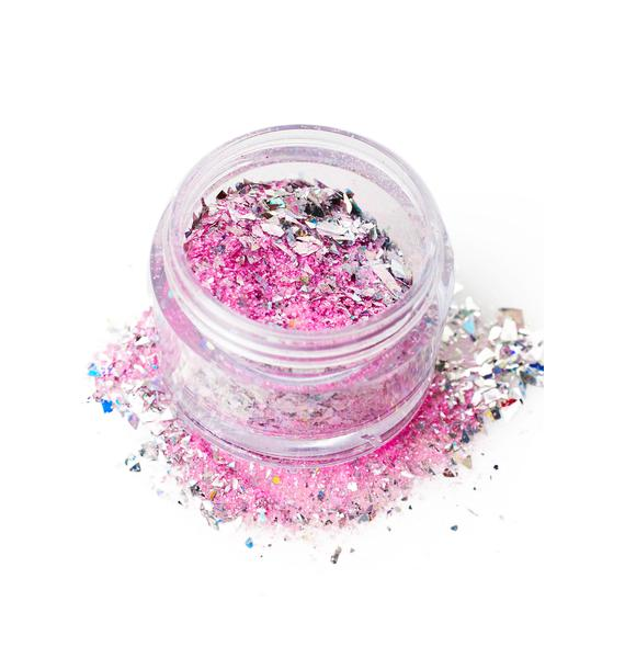 In Your Dreams Pink Pegasus Cosmetic Glitter