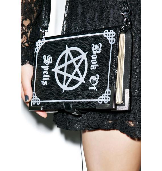 Book Of Spells Bag