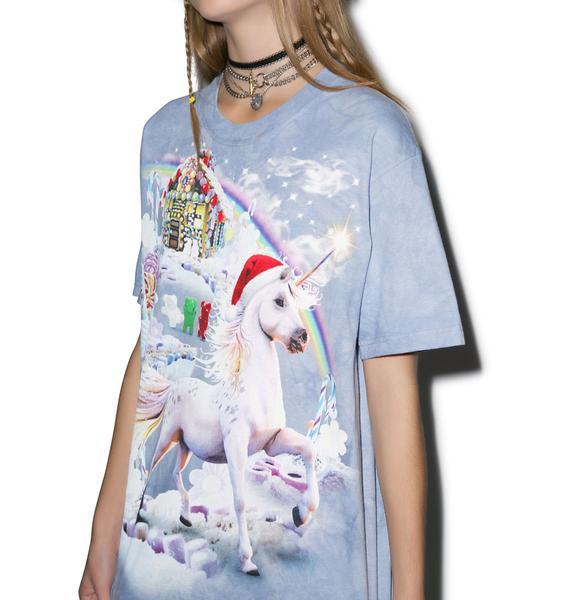Unicorn Candyland Tee