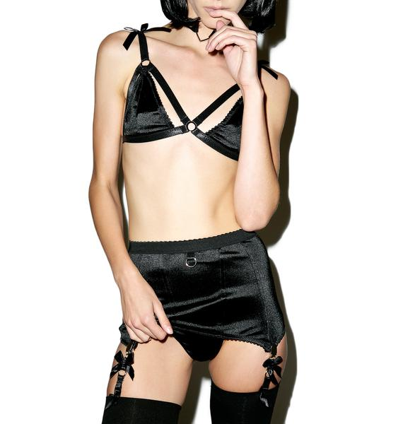 Rattle Cage Lingerie Set