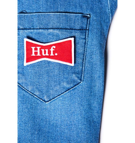 HUF Patch Pack Set