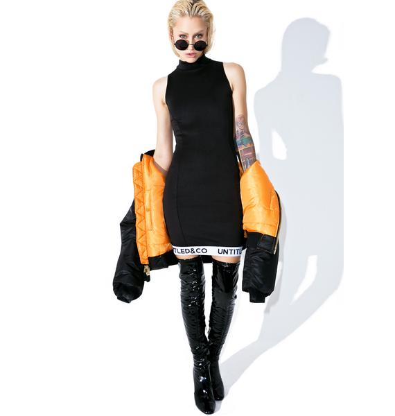 Untitled & Co Flo Mini Dress