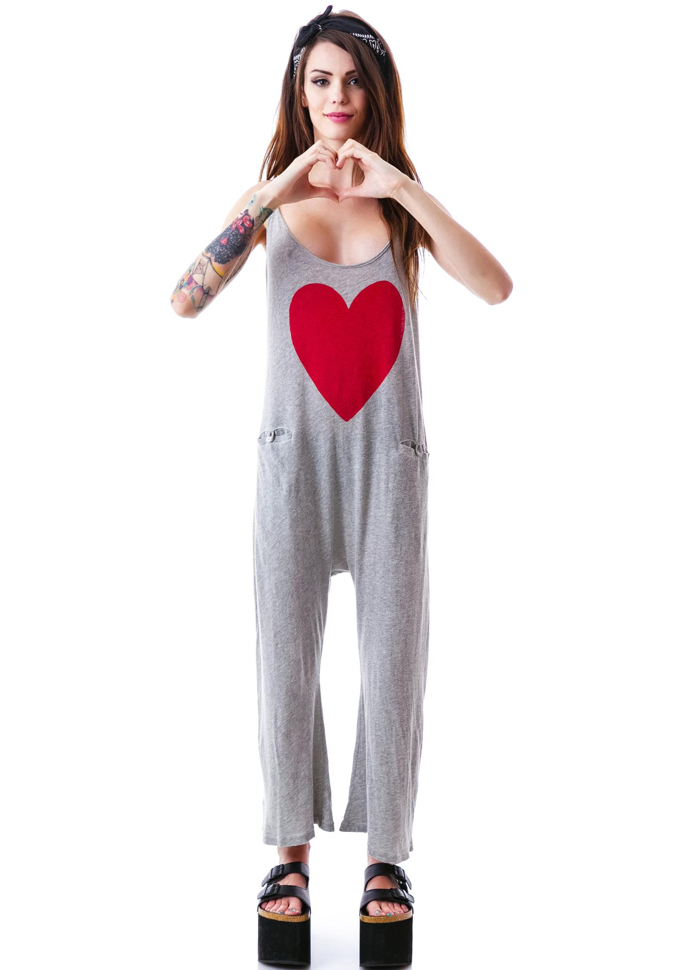 Wildfox Couture Heartland Easy Island Onsie
