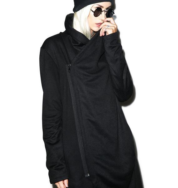 MNML Dark Fantasy Drape Jacket