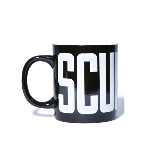 Sourpuss Clothing Scumbag Mug