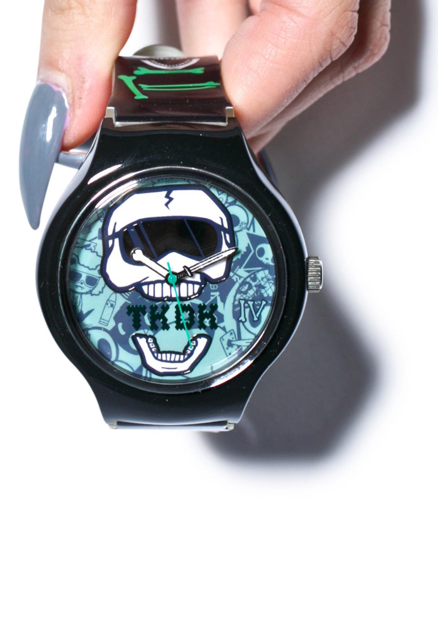 Tokidoki Say Ahh Watch