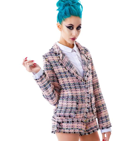 Cocos Fantasy Tweed Jacket