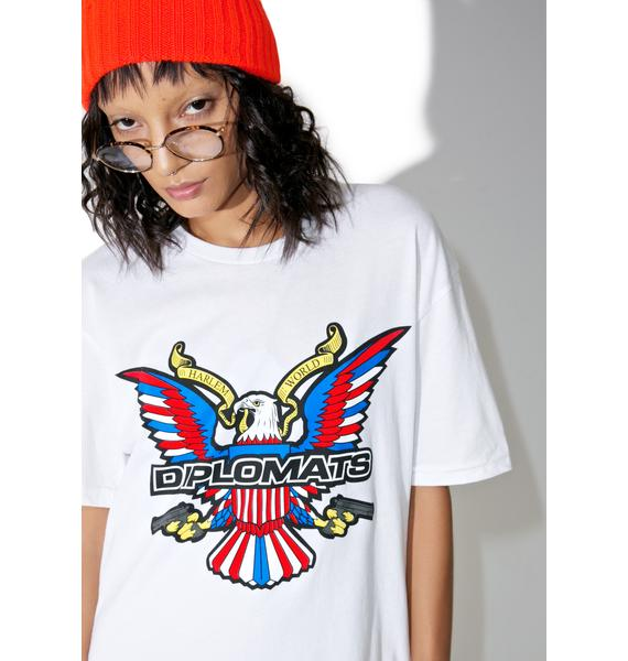 Dipset OG Eagle Logo T-Shirt