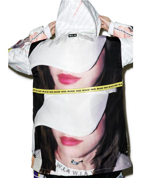 Selfie Hoodie Jacket