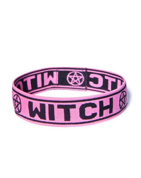 Sweet Witch Choker