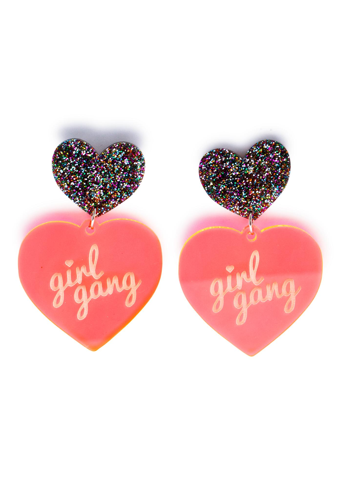 Haus of Dizzy Girl Gang Earrings