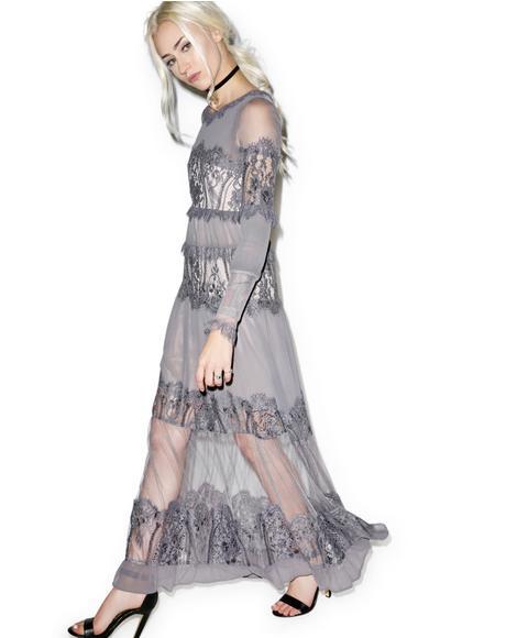 Slate Alexa Maxi Dress