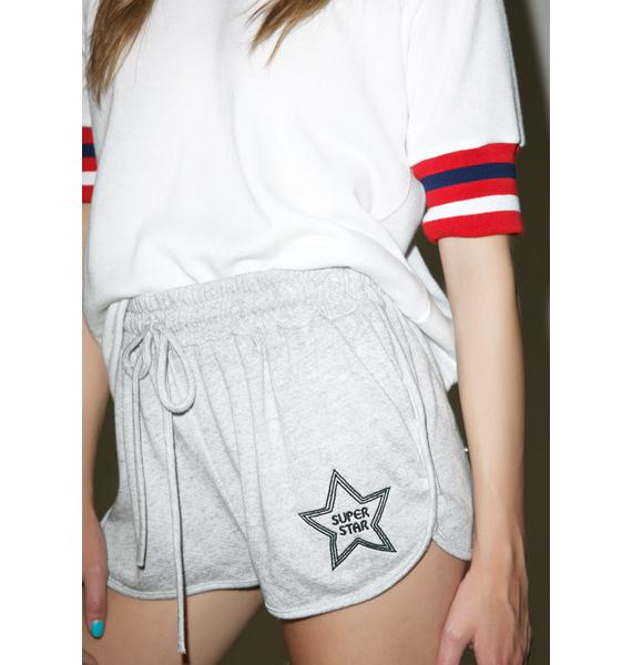 Super Star Athletic Shorts