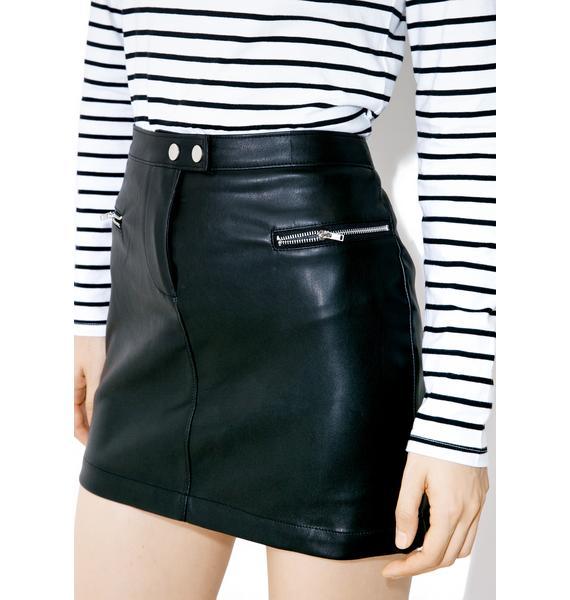 Industry Mini Skirt