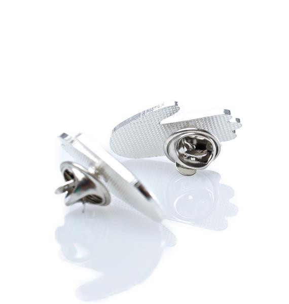 Punky Pins Yes & No Hands Pin Set