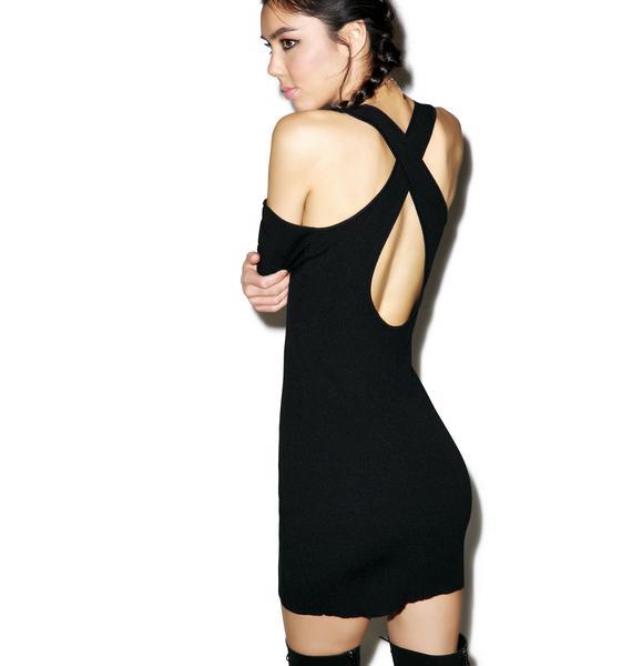 Glamorous Henny 'N Cola Bodycon Dress