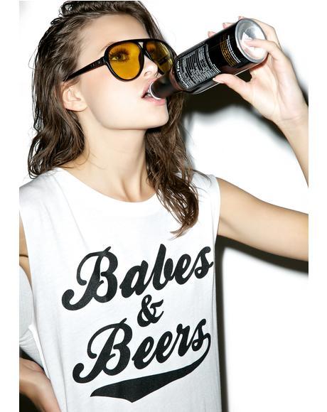 Babes & Beers Tank Top