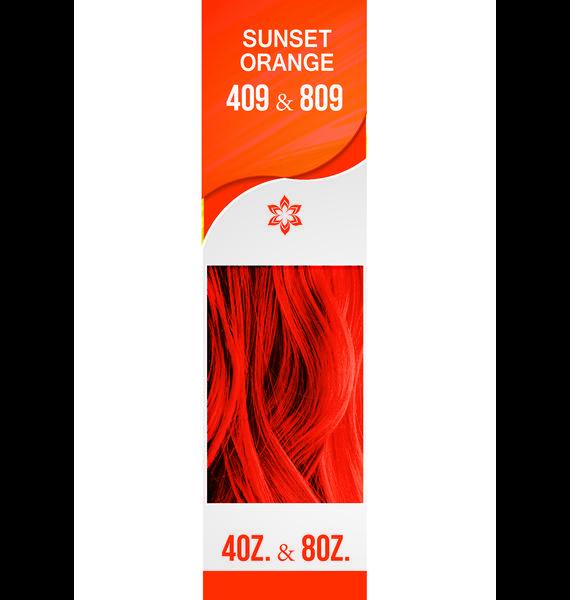 Arctic Fox Sunset Orange Hair Dye